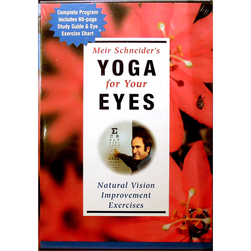 Yoga for Your Eyes / DVD