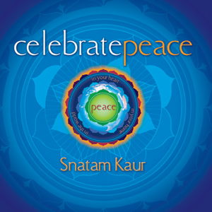 Celebrate Peace (2005) / Snatam Kaur  2017년 inMusic 재입고 한정수량 판매!
