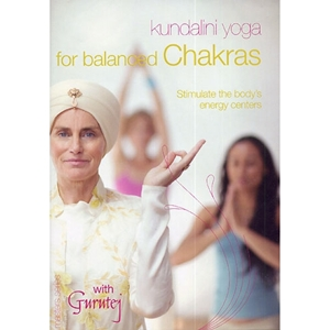 Kundalini Yoga for balanced Chakras / DVD