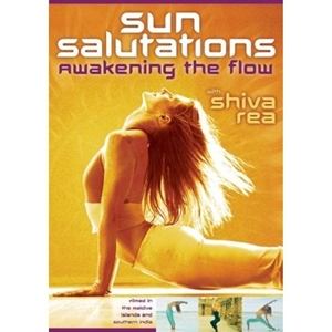 Sun Salutations / with Shiva Rea / DVD