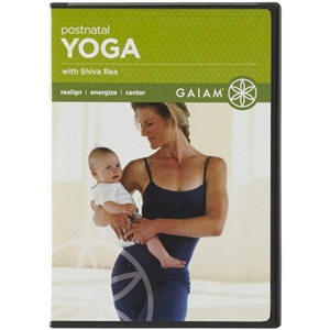 Postnatal Yoga / with Shiva Rea / DVD