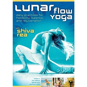 Lunar Flow Yoga / with Shiva Rea / DVD